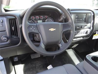 2019 Silverado 3500 Regular Cab 4x2,  Martin's Quality Truck Body Stake Bed #C158295 - photo 11