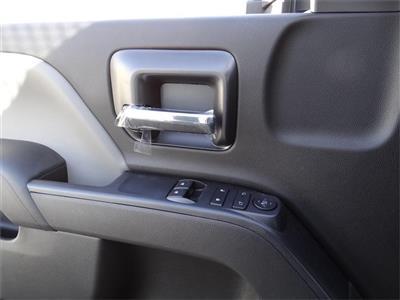 2019 Silverado 3500 Regular Cab 4x2,  Martin's Quality Truck Body Stake Bed #C158295 - photo 17