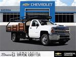 2019 Silverado 3500 Regular Cab 4x2,  Martin's Quality Truck Body Platform Body #C158295 - photo 1