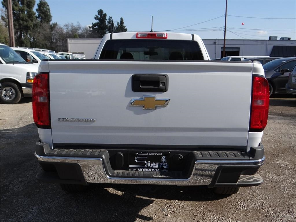 2019 Colorado Extended Cab 4x2,  Pickup #C158351 - photo 4
