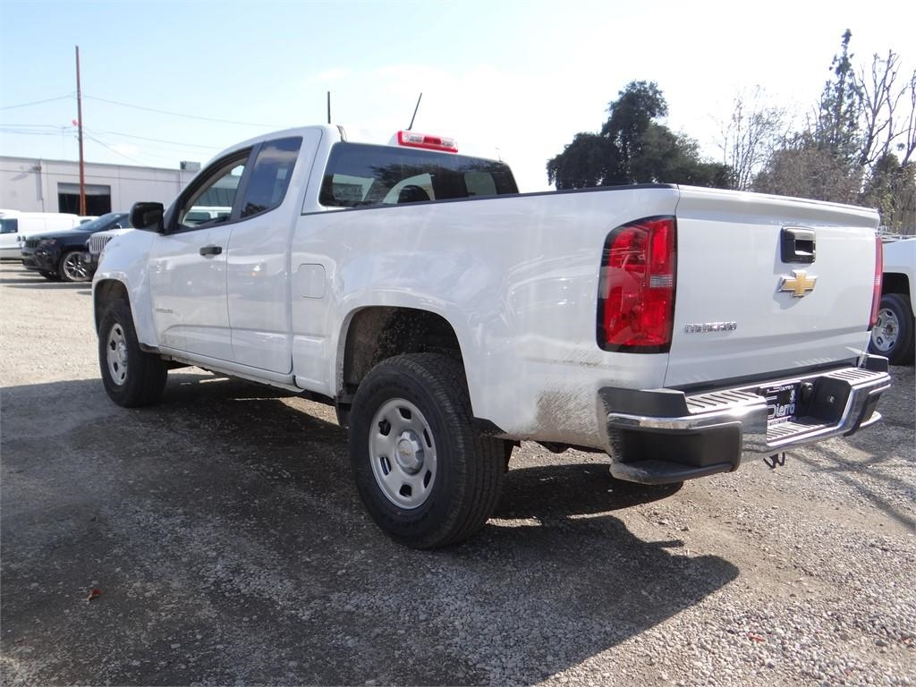 2019 Colorado Extended Cab 4x2,  Pickup #C158351 - photo 5