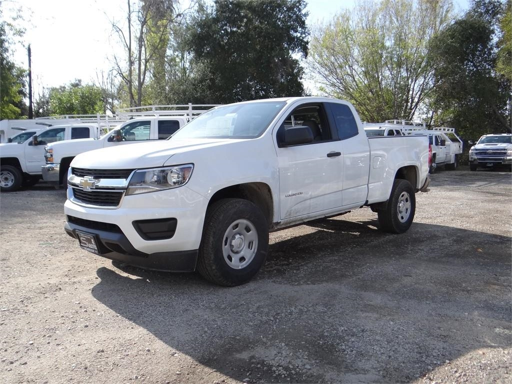2019 Colorado Extended Cab 4x2,  Pickup #C158351 - photo 6