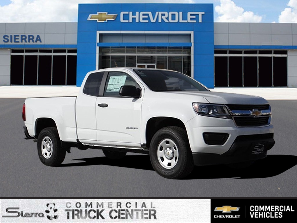 2019 Colorado Extended Cab 4x2,  Pickup #C158374 - photo 1