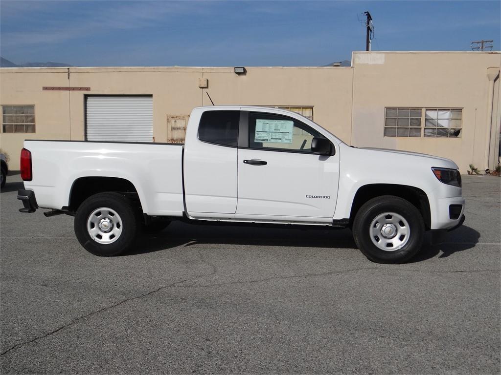 2019 Colorado Extended Cab 4x2,  Pickup #C158374 - photo 3