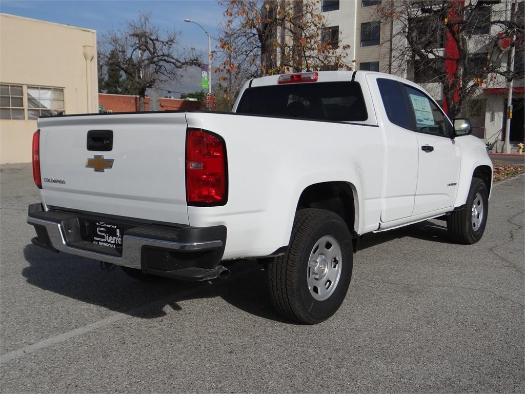 2019 Colorado Extended Cab 4x2,  Pickup #C158374 - photo 2