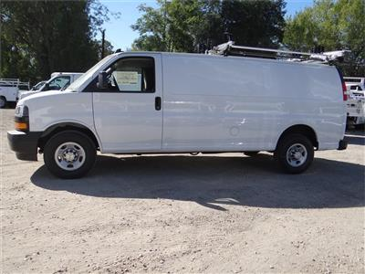 2018 Express 2500 4x2,  Adrian Steel PHVAC Upfitted Cargo Van #C158383 - photo 7