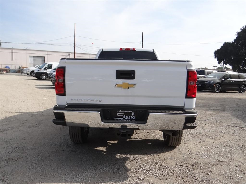 2019 Silverado 2500 Double Cab 4x2,  Pickup #C158397 - photo 4