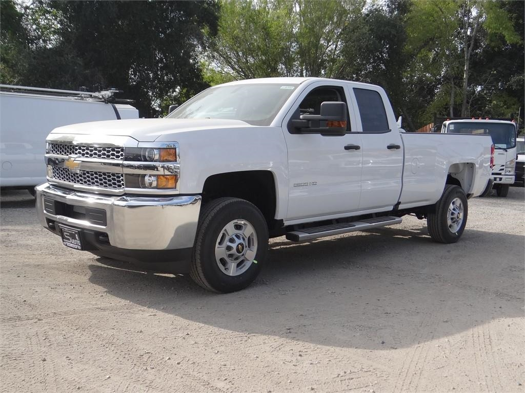 2019 Silverado 2500 Double Cab 4x2,  Pickup #C158397 - photo 7