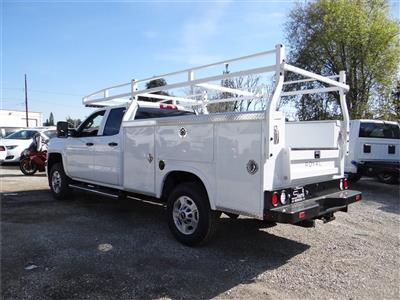 2019 Silverado 2500 Double Cab 4x2,  Royal Service Body #C158423 - photo 5
