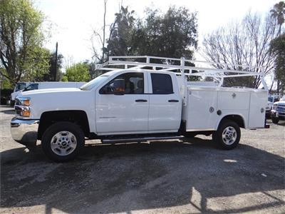 2019 Silverado 2500 Double Cab 4x2,  Royal Service Body #C158423 - photo 6