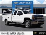 2019 Silverado 2500 Double Cab 4x2,  Royal Service Body #C158423 - photo 1