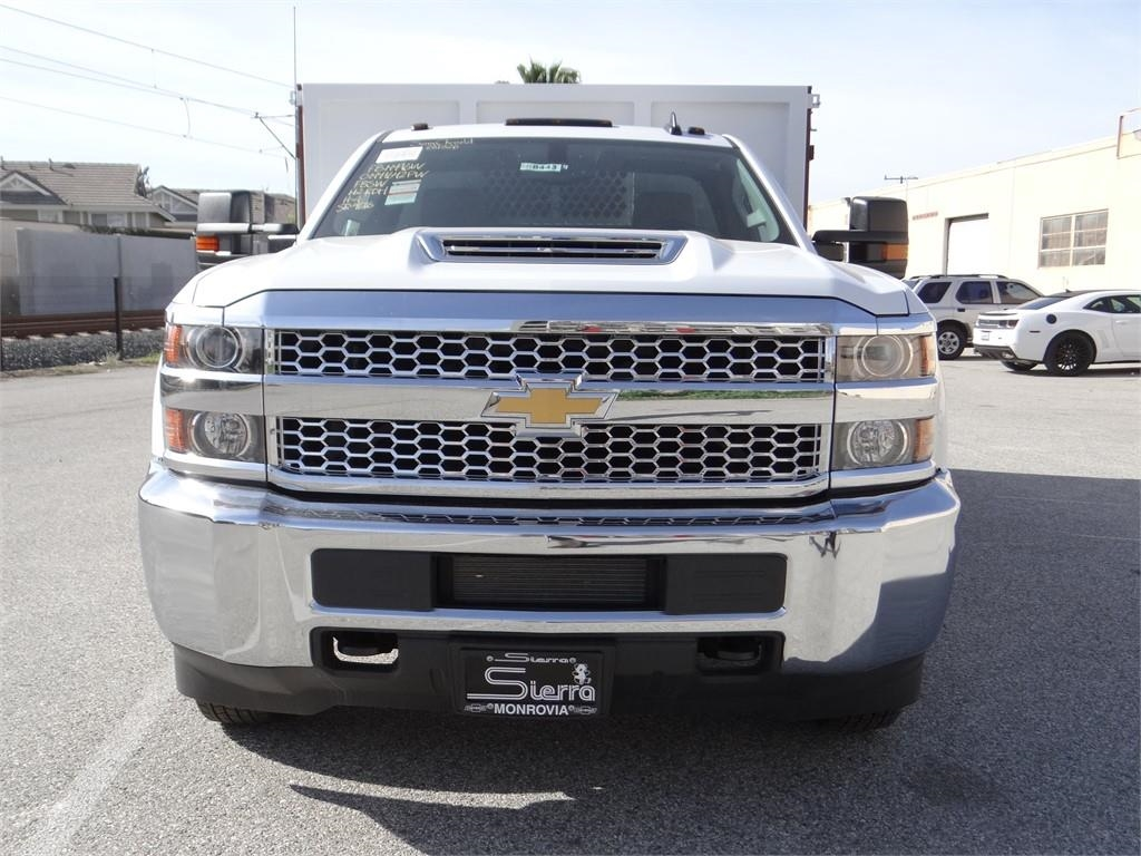2019 Silverado 3500 Regular Cab 4x2,  Royal Landscape Dump #C158443 - photo 8