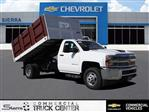 2019 Silverado 3500 Regular Cab 4x2,  Royal Landscape Dump #C158443 - photo 1