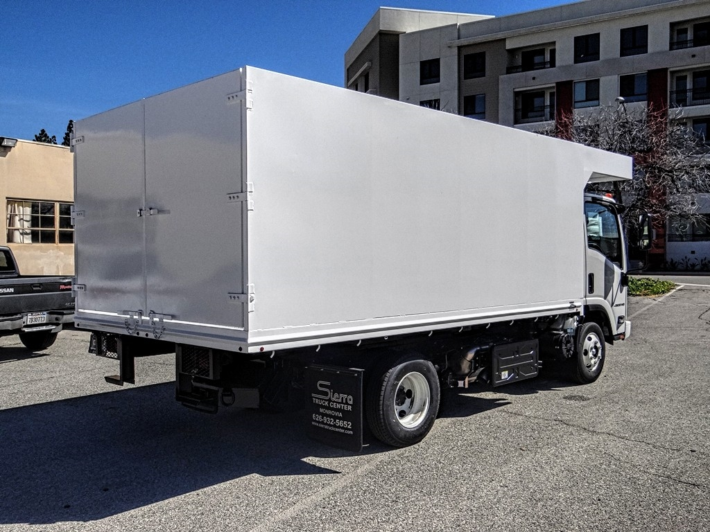 2019 LCF 4500HD Regular Cab 4x2,  Martin's Quality Truck Body Landscape Dump #C158494 - photo 1