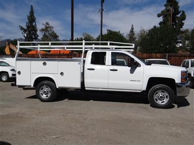 2019 Silverado 2500 Double Cab 4x2,  Royal Service Body #C158500 - photo 3