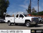 2019 Silverado 2500 Double Cab 4x2,  Royal Service Body #C158500 - photo 1