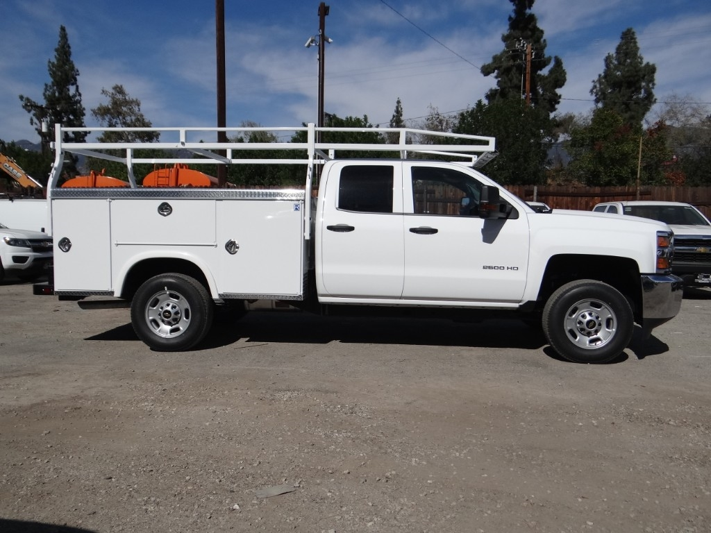 2019 Silverado 2500 Double Cab 4x2,  Royal Service Body #C158503 - photo 3