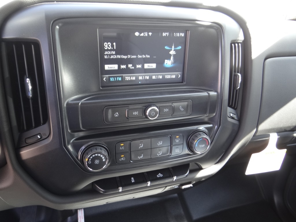 2019 Silverado 2500 Double Cab 4x2,  Royal Service Body #C158503 - photo 11