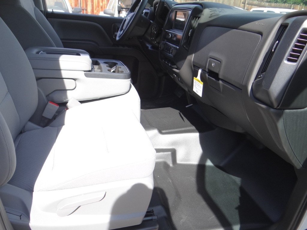 2019 Silverado 2500 Double Cab 4x2,  Royal Service Body #C158503 - photo 24