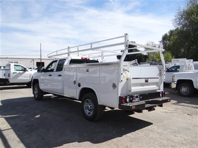 2019 Silverado 2500 Double Cab 4x2,  Royal Service Body #C158503 - photo 6