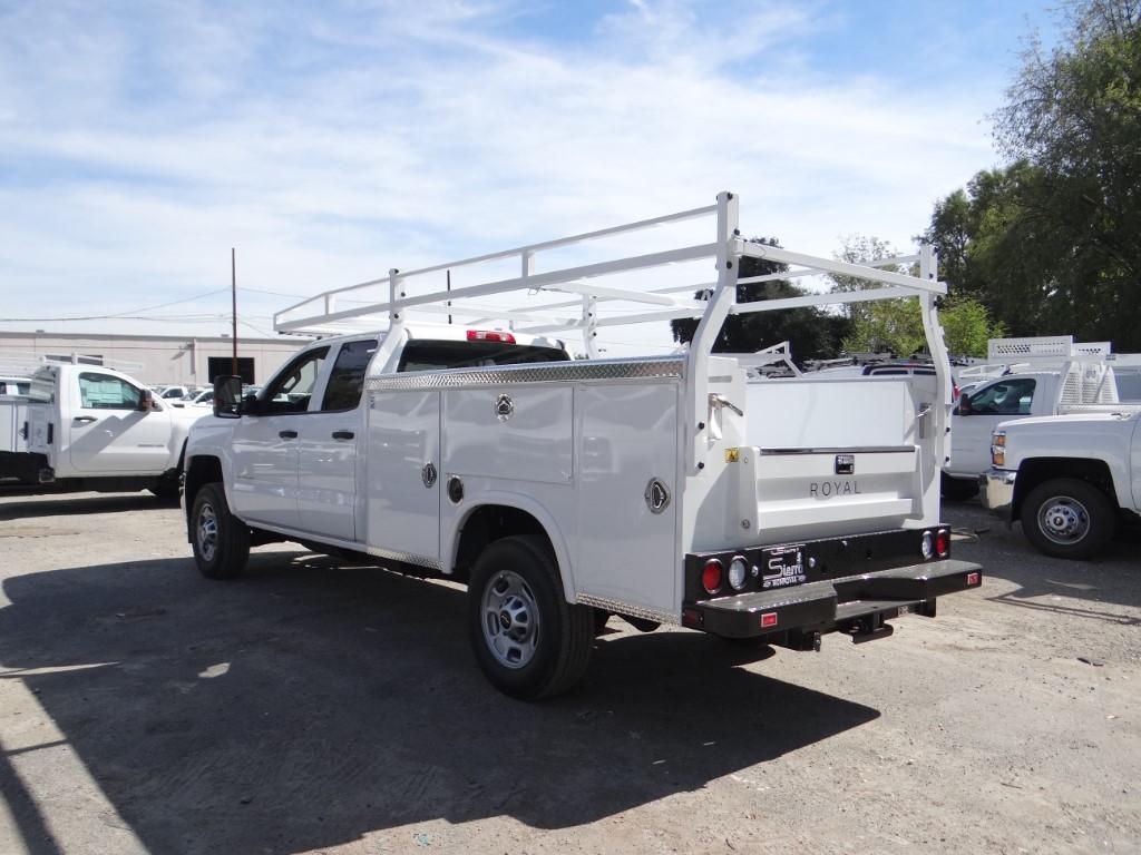 2019 Silverado 2500 Double Cab 4x2,  Royal Service Body #C158505 - photo 5