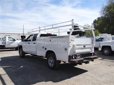 2019 Silverado 2500 Double Cab 4x2,  Royal Service Body #C158508 - photo 5