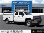 2019 Silverado 2500 Double Cab 4x2,  Royal Service Body #C158508 - photo 1