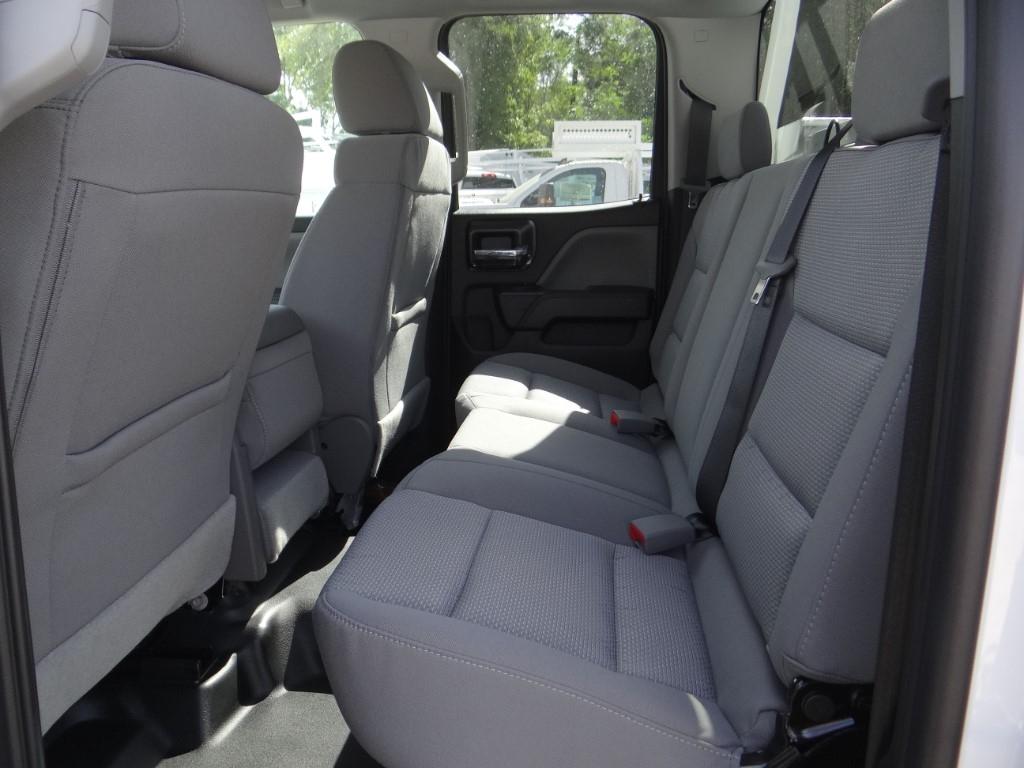 2019 Silverado 2500 Double Cab 4x2,  Royal Service Body #C158527 - photo 16