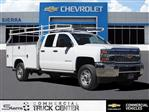 2019 Silverado 2500 Double Cab 4x2,  Royal Service Body #C158527 - photo 1