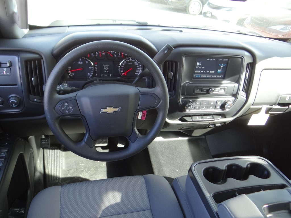 2019 Silverado 2500 Double Cab 4x2,  Royal Service Body #C158528 - photo 8