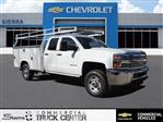 2019 Silverado 2500 Double Cab 4x2,  Royal Service Body #C158528 - photo 1
