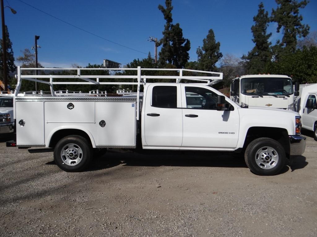 2019 Silverado 2500 Double Cab 4x2,  Royal Service Body #C158530 - photo 3