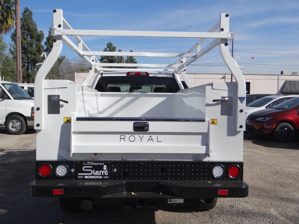 2019 Silverado 2500 Double Cab 4x2,  Royal Service Body #C158530 - photo 4