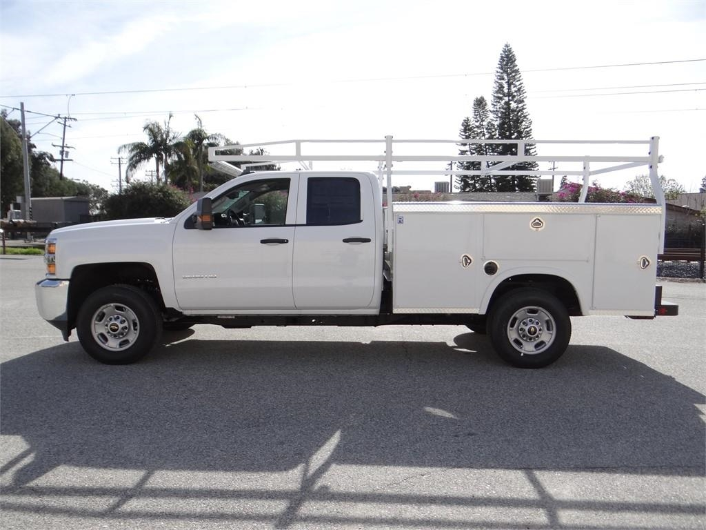 2019 Silverado 2500 Double Cab 4x2,  Royal Service Body #C158532 - photo 7