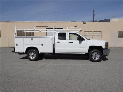 2019 Silverado 2500 Double Cab 4x2,  Royal Service Body #C158532 - photo 4