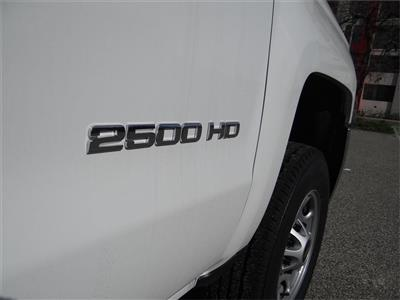 2019 Silverado 2500 Double Cab 4x2,  Royal Service Body #C158532 - photo 28