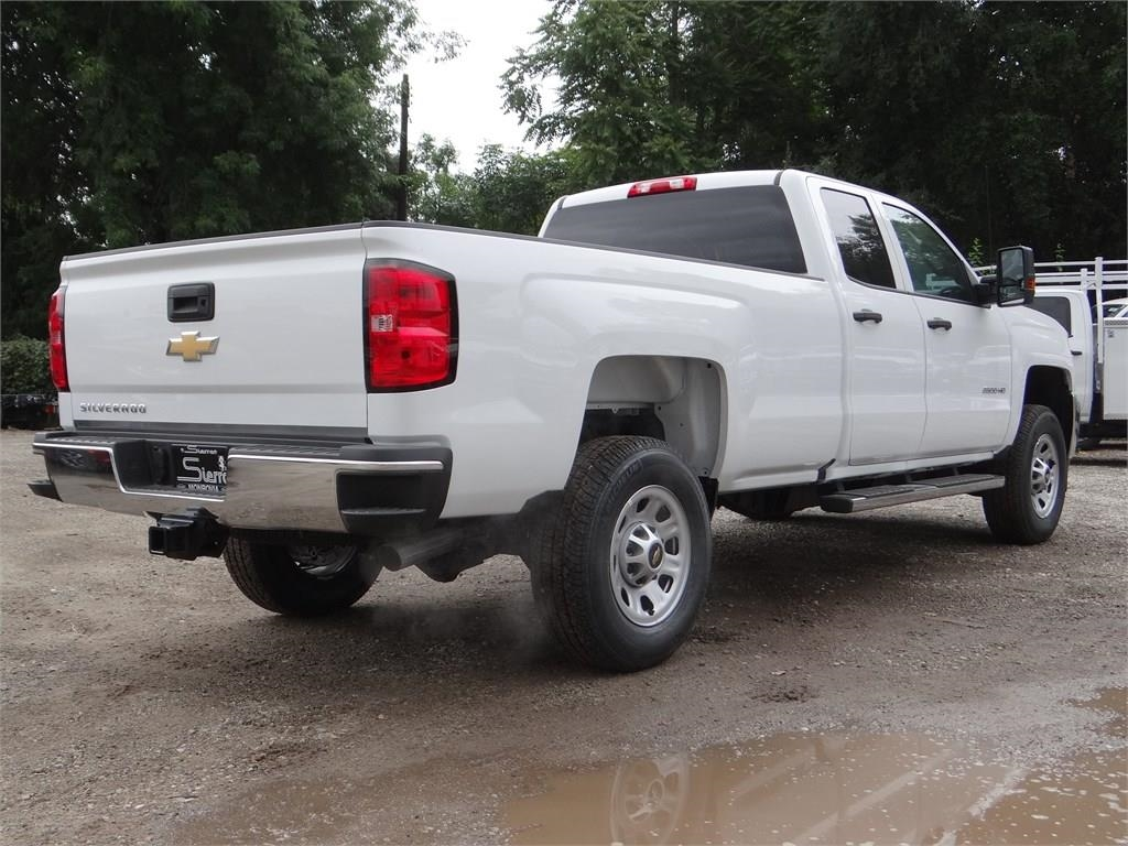 2019 Silverado 2500 Double Cab 4x2,  Pickup #C158544 - photo 2