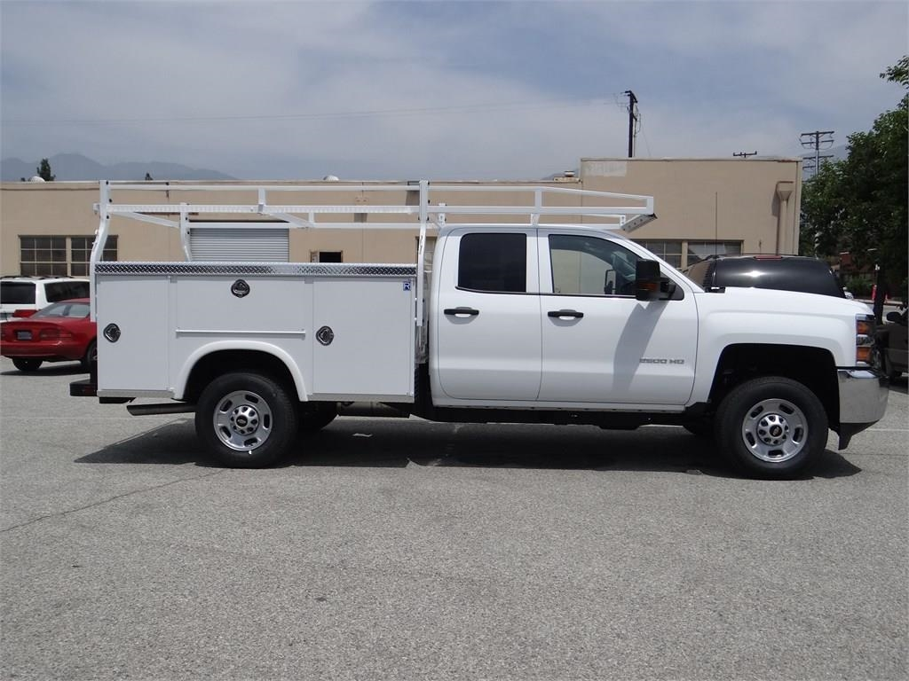2019 Silverado 2500 Double Cab 4x2,  Royal Service Body #C158567 - photo 3