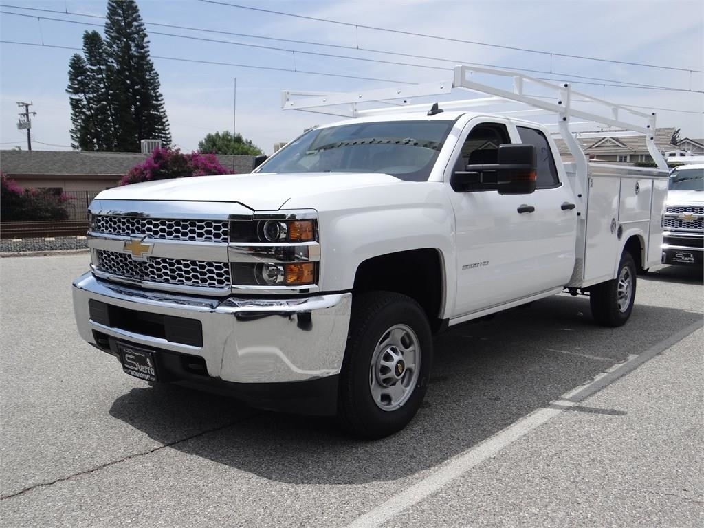 2019 Silverado 2500 Double Cab 4x2,  Royal Service Body #C158567 - photo 5