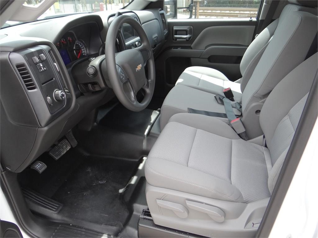 2019 Silverado 2500 Double Cab 4x2,  Royal Service Body #C158567 - photo 6