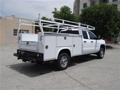 2019 Silverado 2500 Double Cab 4x2,  Royal Service Body #C158567 - photo 2