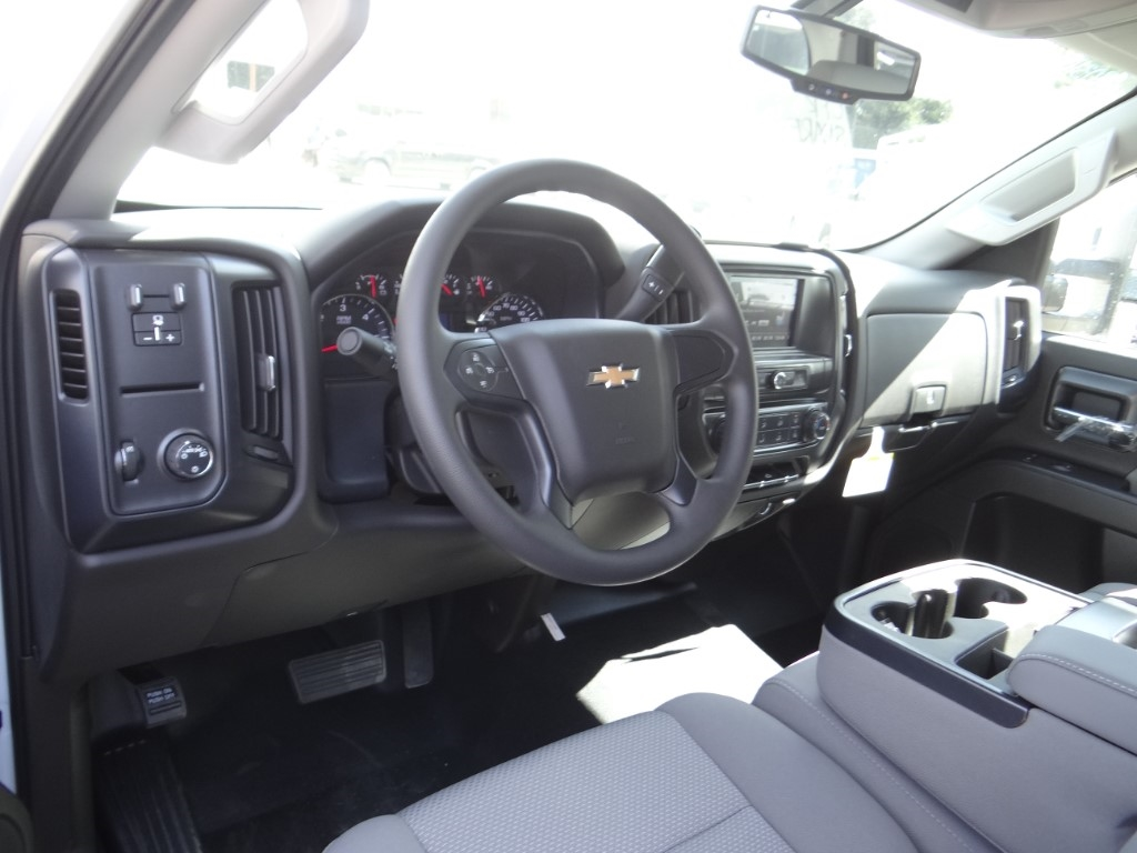 2019 Silverado 2500 Double Cab 4x2,  Royal Service Body #C158569 - photo 8