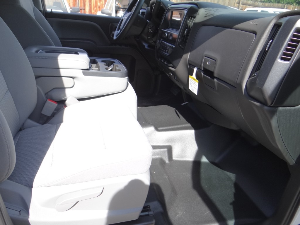 2019 Silverado 2500 Double Cab 4x2,  Royal Service Body #C158569 - photo 23