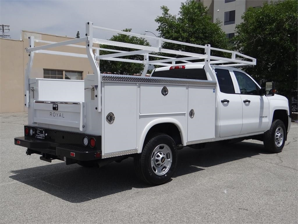 2019 Silverado 2500 Double Cab 4x2,  Royal Service Body #C158570 - photo 1