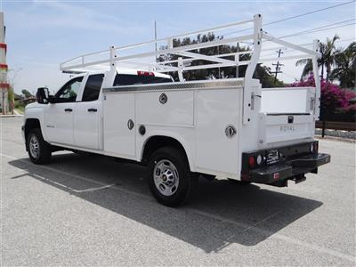 2019 Silverado 2500 Double Cab 4x2,  Royal Service Body #C158570 - photo 4