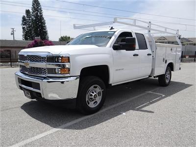 2019 Silverado 2500 Double Cab 4x2,  Royal Service Body #C158570 - photo 5