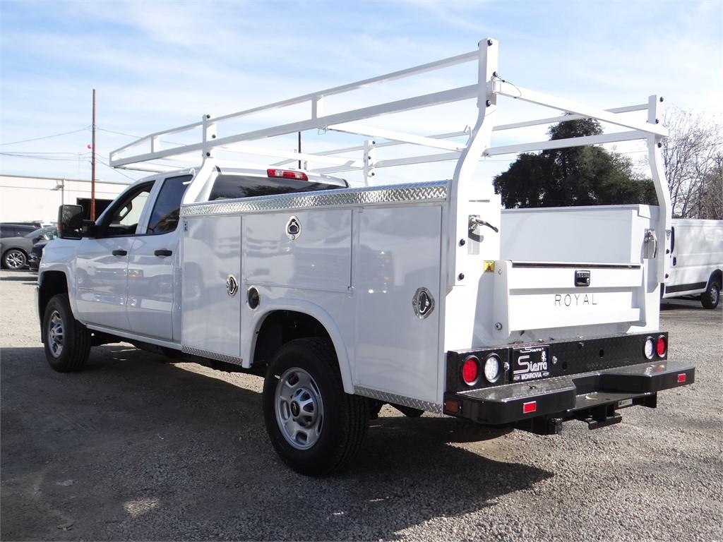 2019 Silverado 2500 Double Cab 4x2,  Royal Service Body #C158571 - photo 5