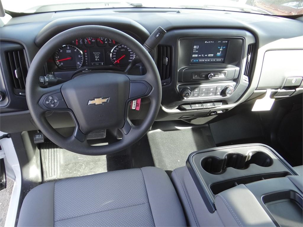 2019 Silverado 2500 Double Cab 4x2,  Royal Service Body #C158571 - photo 8