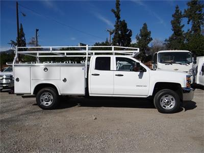 2019 Silverado 2500 Double Cab 4x2,  Royal Service Body #C158571 - photo 3