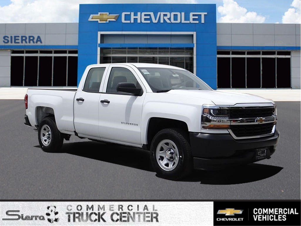 2019 Silverado 1500 Double Cab 4x2,  Pickup #C158660 - photo 1